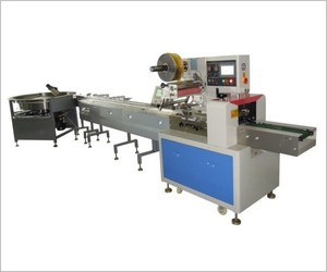 Round disc feeding packing machine