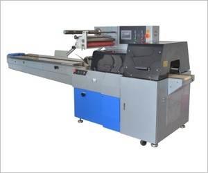 Horizontal reciprocating packingmachine