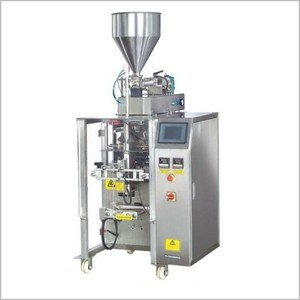 Full automatic packaging machine combined with pump