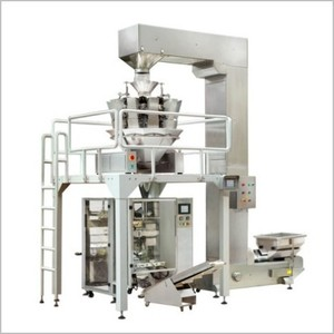 Automatic Vertical packing machine with multi heads weigher